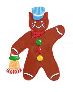 Gingerbread engineer 2