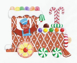 Gingerbread Train 2