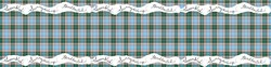 Plaid Eggs Border
