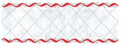 Ribbons Border